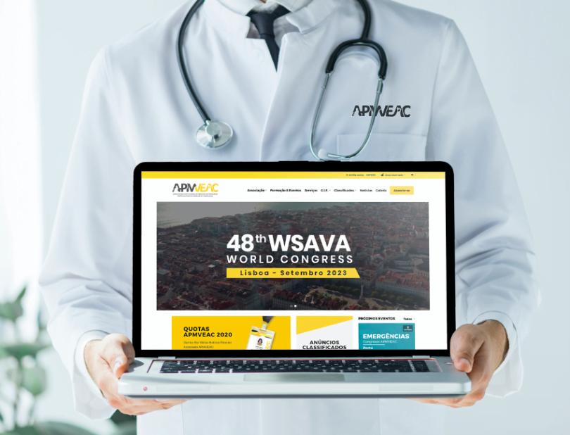APMVEAC lança novo 'site'