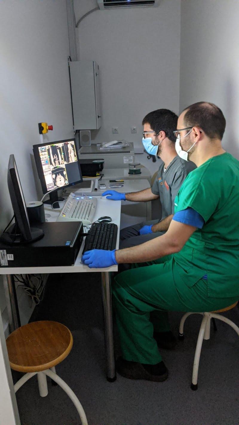 TAC Coimbra técnicos