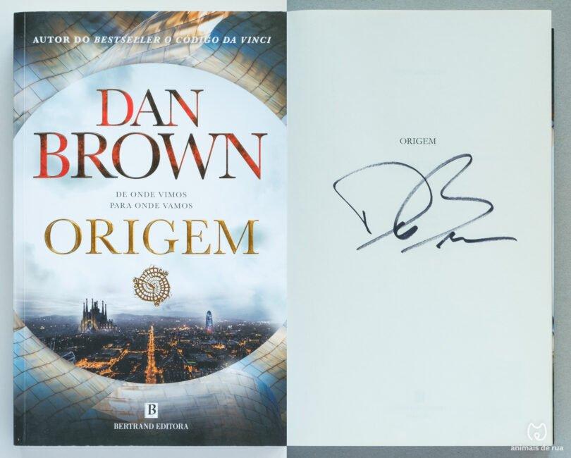 Livro Dan Brown Origem