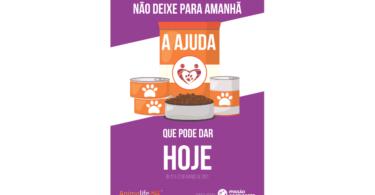 Animalife lança campanha para apoiar animais de companhia