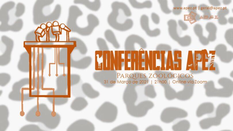 Parques zoológicos é o tema da próxima conferência da APEZ