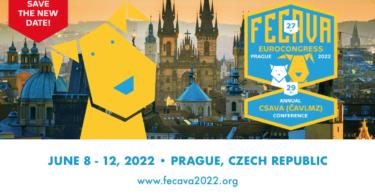 FECAVA Eurocongress é adiado para junho de 2022