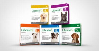 A Zoetis anunciou o lançamento do Librela (bedinvetmab) na UE, Reino Unido e Suíça. Já o Solensia (frunevetmab) será lançado em maio.