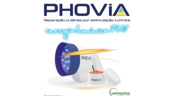 A Vetoquinol apresentou o Phovia, um sistema que utiliza a energia lumínica FLE para reduzir a sintomatologia de certas alterações dérmicas.