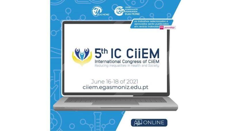 O 5º Congresso Internacional do CiiEM vai realizar-se online a 16, 17 e 18 de junho, sendo uma das sessões dedicadas à One Health.
