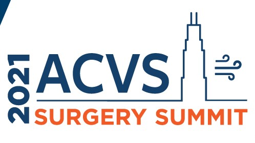 O American College of Veterinary Surgeons (ACVS) Surgery Summit realiza-se entre 6 a e de outubro, com foco no atendimento ao paciente.