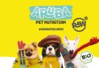 A Aruba Pet Nutrition lançou a sua nova gama de alimentos crus, Aruba Pet Nutrition Raw, que possui opções hipoalergénicas.