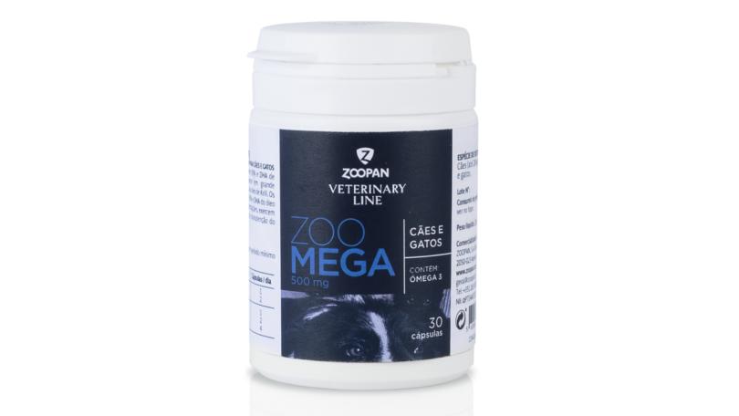 A Zoopan apresenta Zoomega, o seu mais recente produto para cães e gatos.