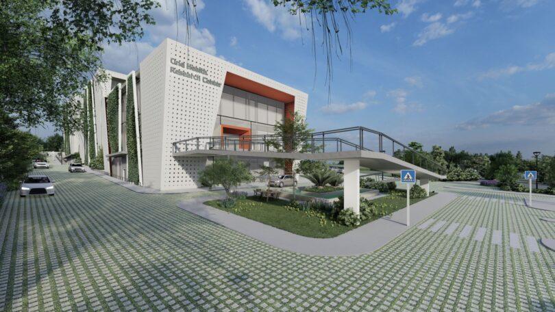 Egas Moniz Projeto One Health Research Center