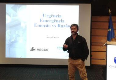 O médico veterinário e Provedor do Animal no concelho de Almada, Nuno Paixão − esteve à conversa com a VETERINÁRIA ATUAL.