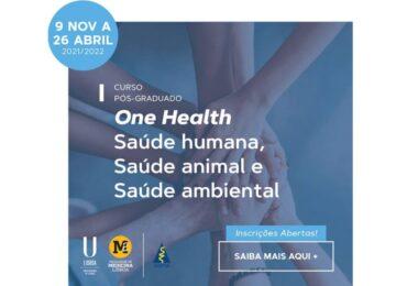O ISAMB da Faculdade de Medicina da Universidade de Lisboa (FMUL) apresentou recentemente o I Curso Pós-Graduado em One Health.